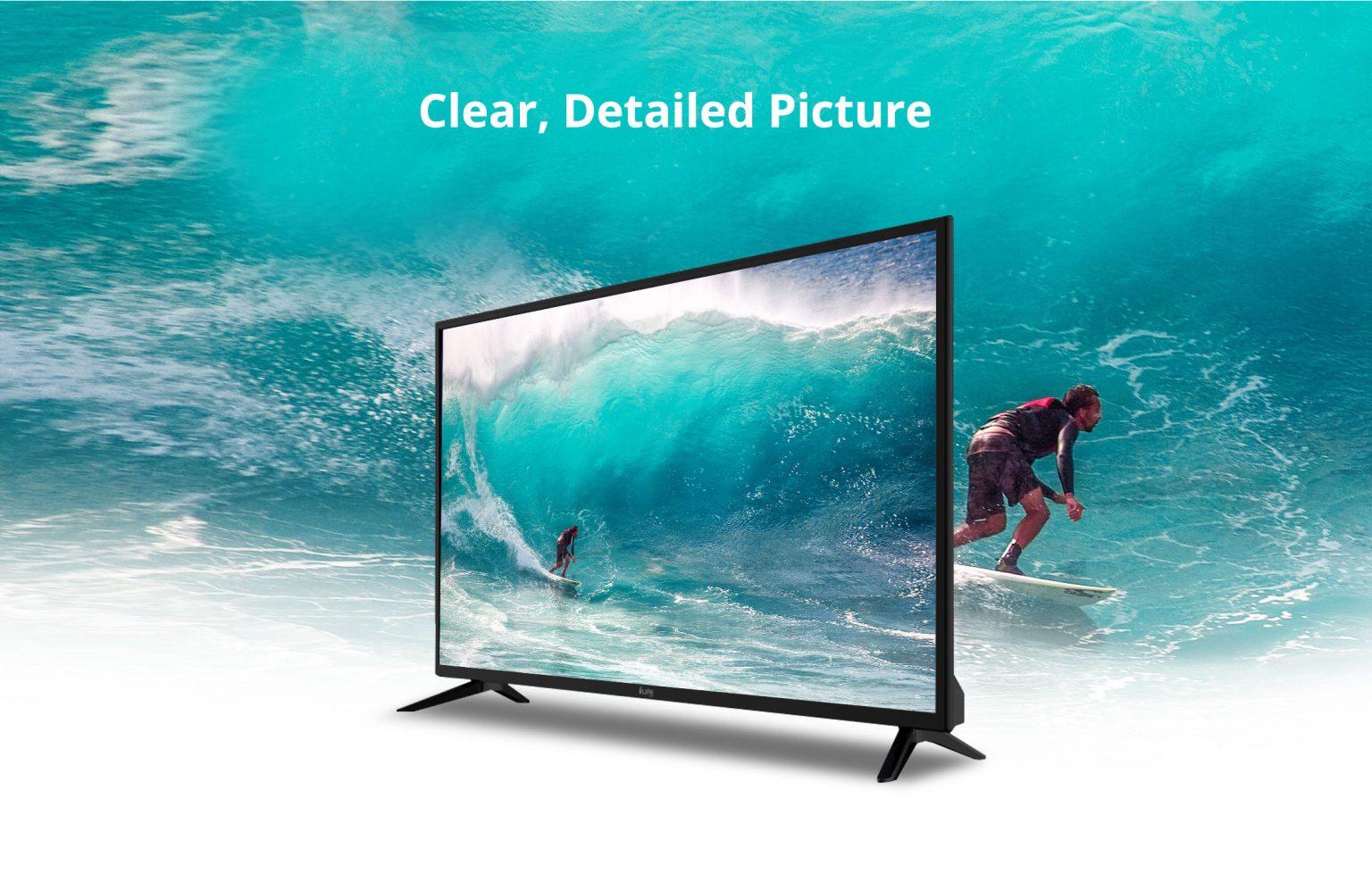 i-Life Zed TV 40 Inch LED TV- Black1