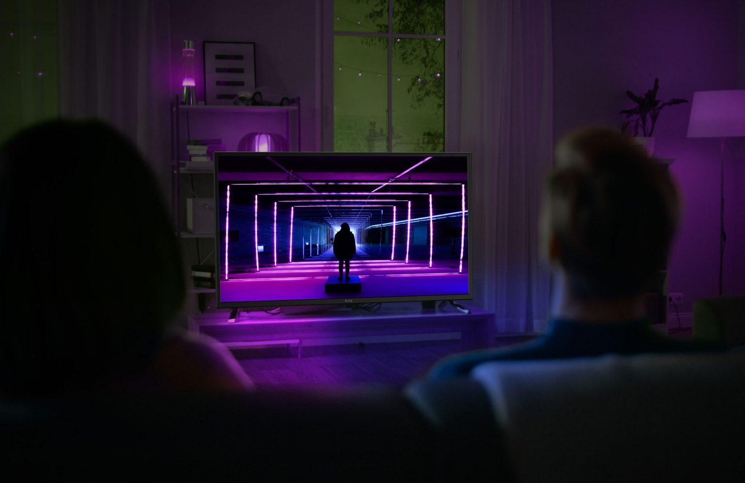 i-Life Zed TV 40 Inch LED TV- Black 6