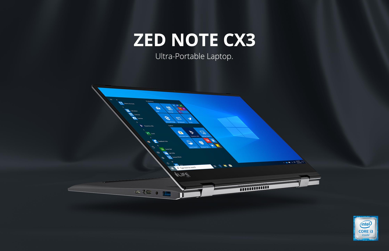 Zed Note Cx3 I Life Technologies Inc